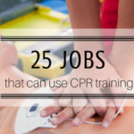 25 jobs that need cpr training